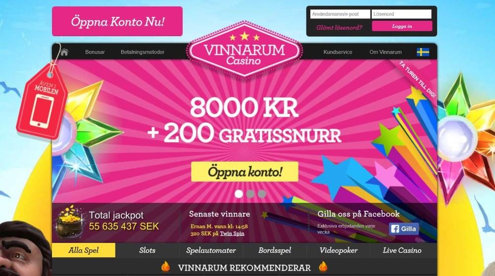 Vinnarum bonusar