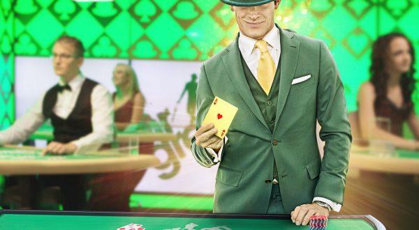 Spela i Mr Green livecasino